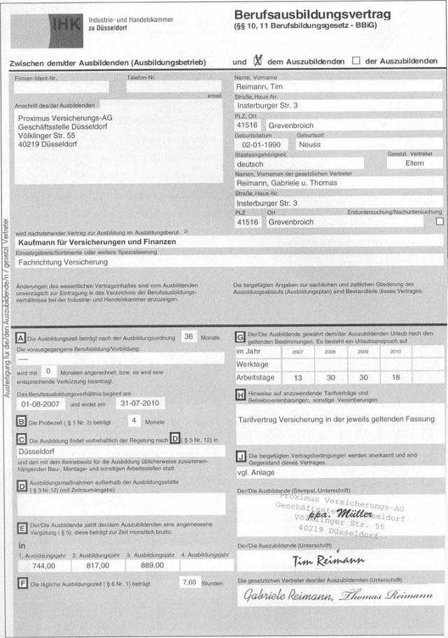 Test und Lernsituationenn zu Mitwirkung und Mitbestimmung der Arbeitnehmer19