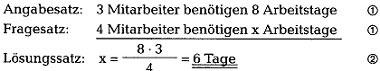 Dreisatzrechnen richtig verstehen61